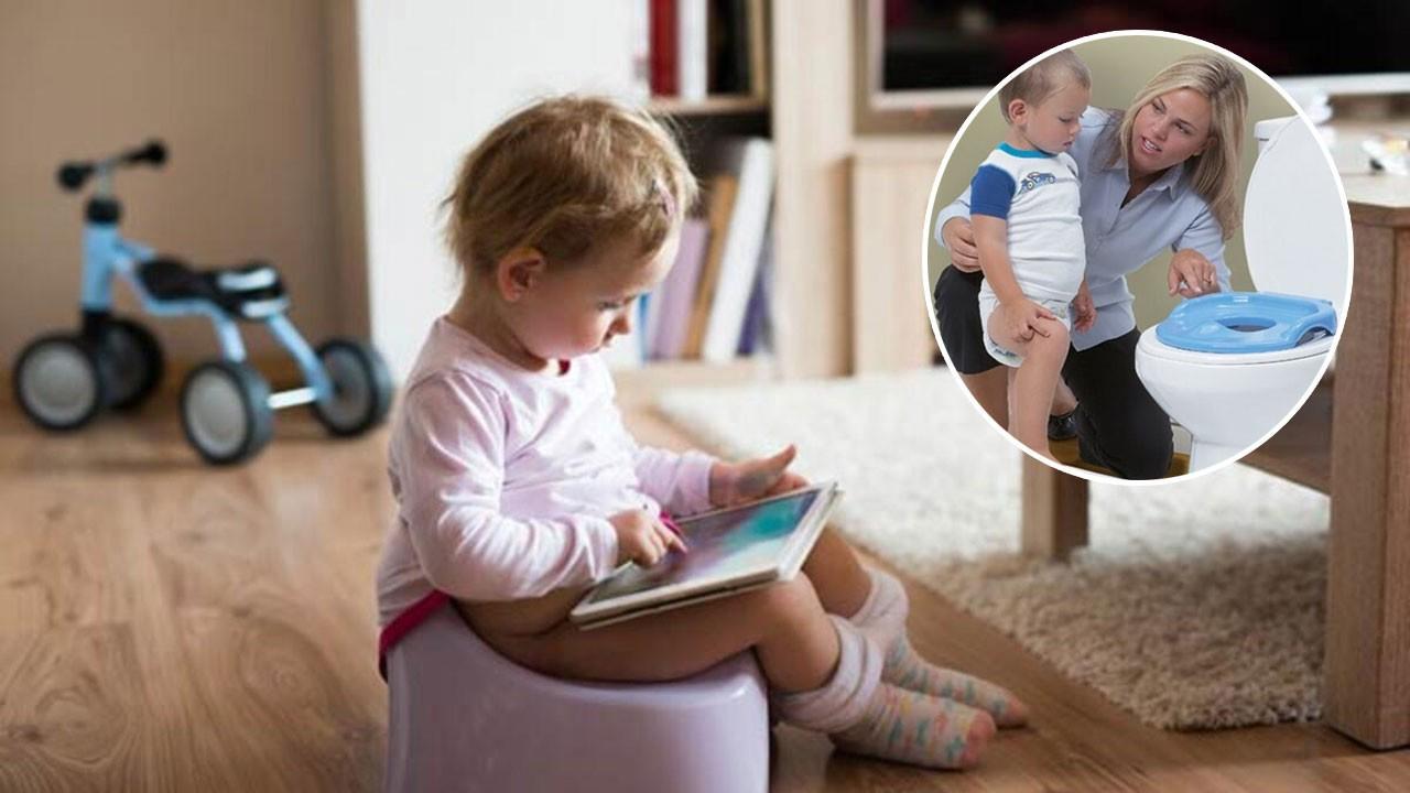 3 Günde bebeği tuvalete alıştırma yöntemi