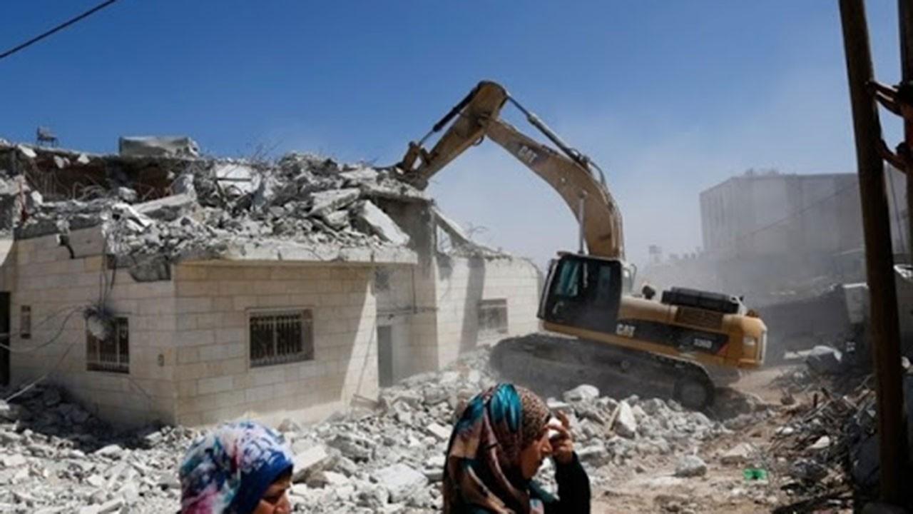 Batı Şeria'da yeni işgal konutları