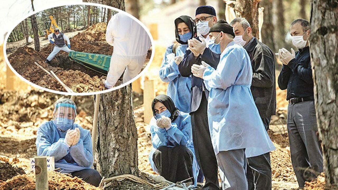 Cenazeler tabutlarla defnediliyor