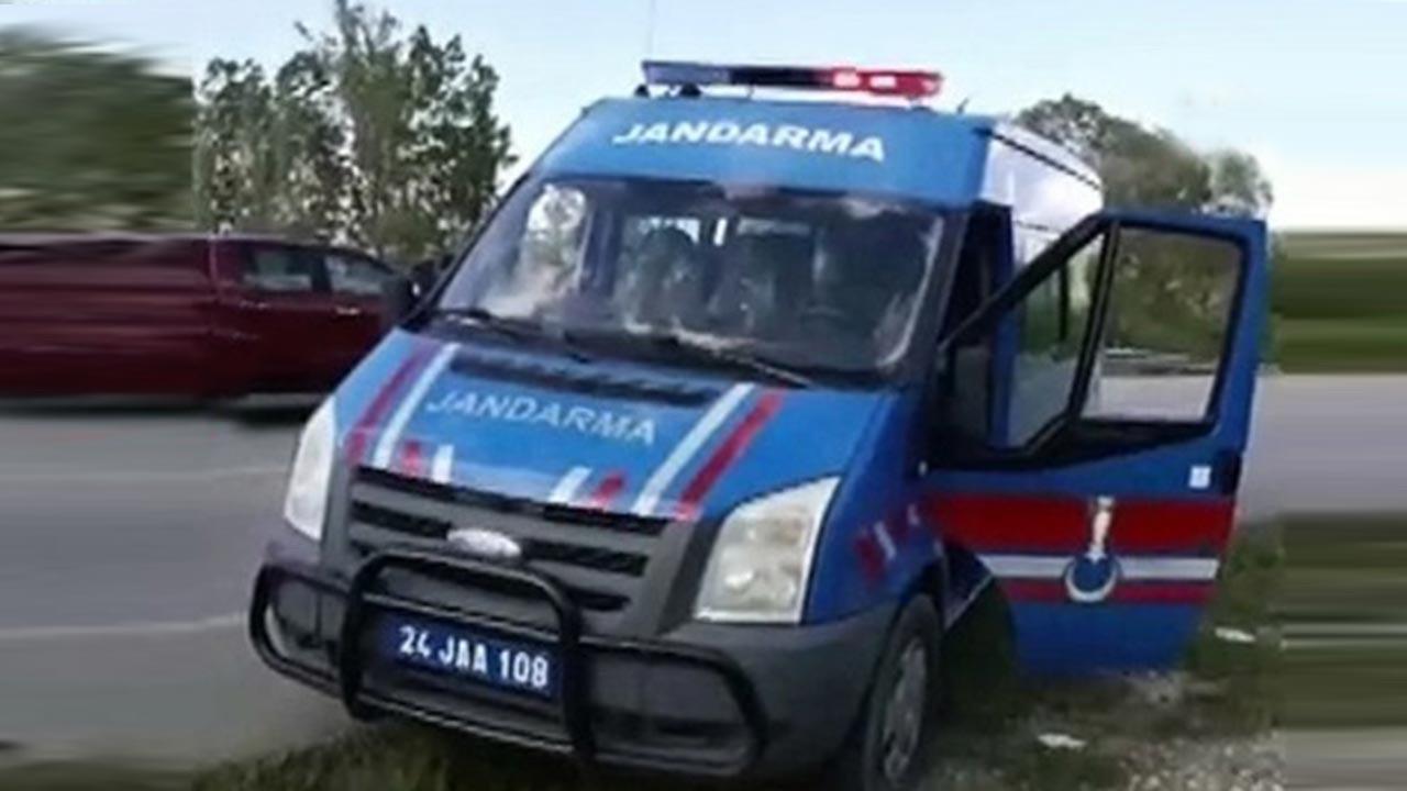 Jandarmaya el yapımı bombalı saldırı