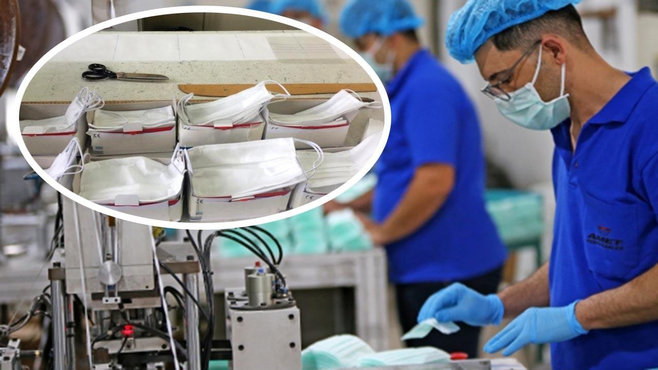 Maske üreticilerine 'ihracat' müjdesi