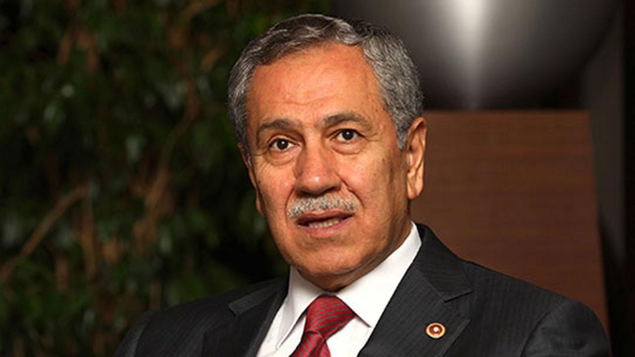 Bülent Arınç'tan Selahattin Demirtaş ve Osman Kavala çağrısı