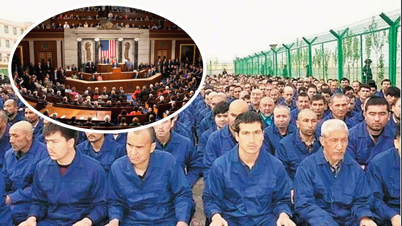 ABD'den Çin'e 'Uygurlar' için yaptırım kararı