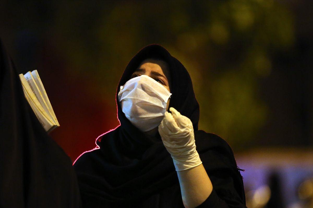 İran'da koronavirüs gölgesinde Kadir Gecesi - Sayfa 1