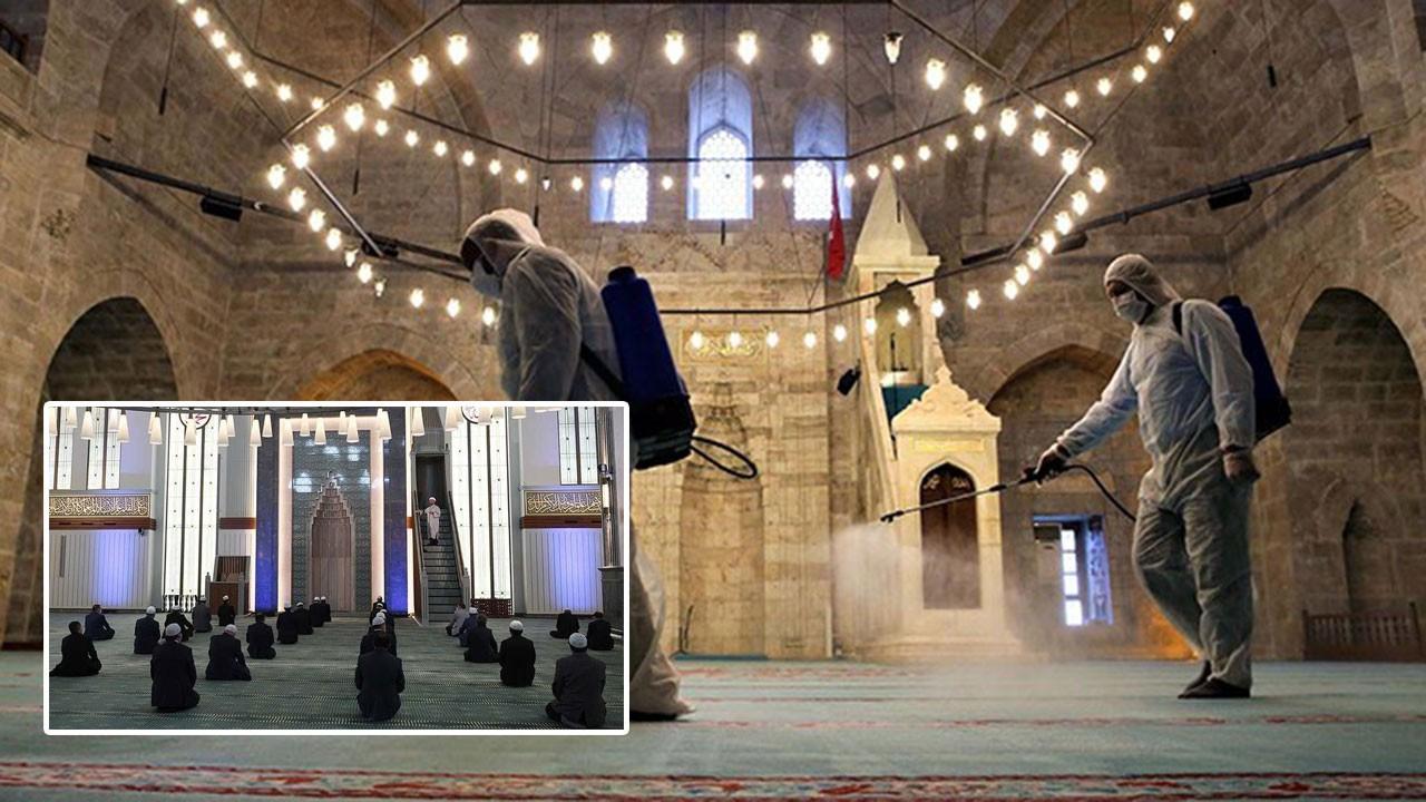 Camiler 29 Mayıs'ta açılıyor