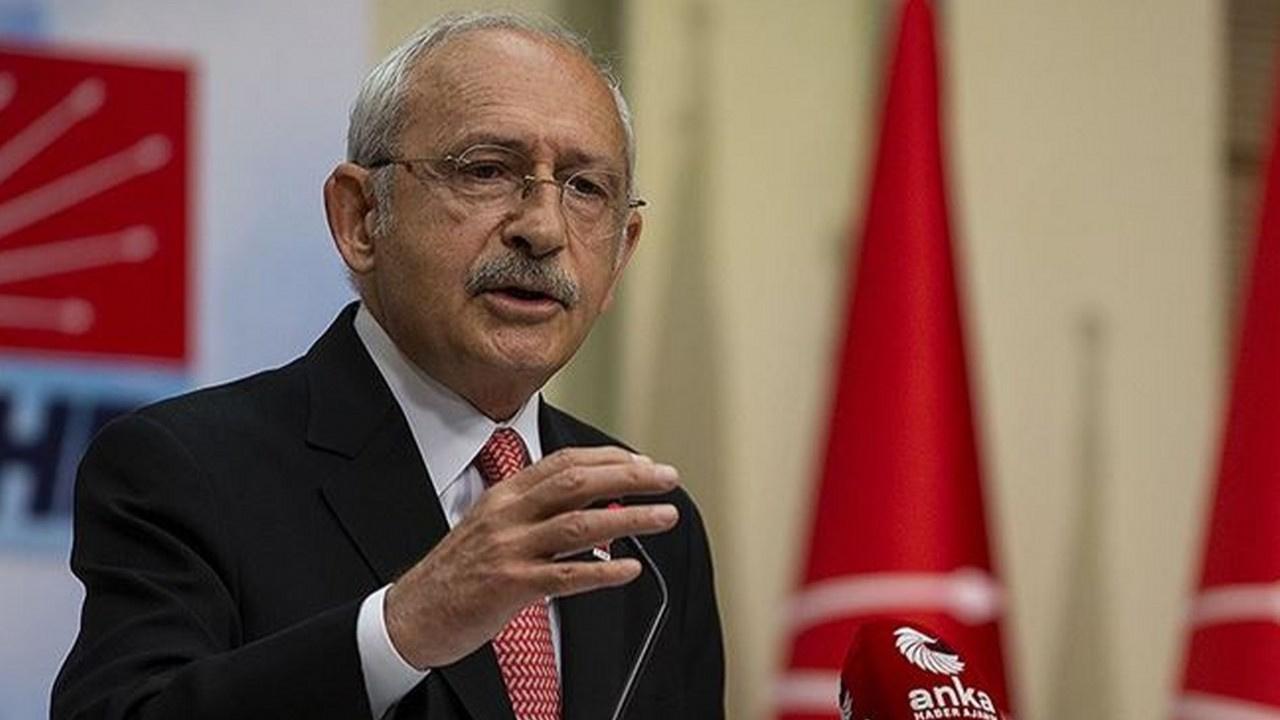 Kılıçdaroğlu: Biden'a kızmanın bir alemi yok