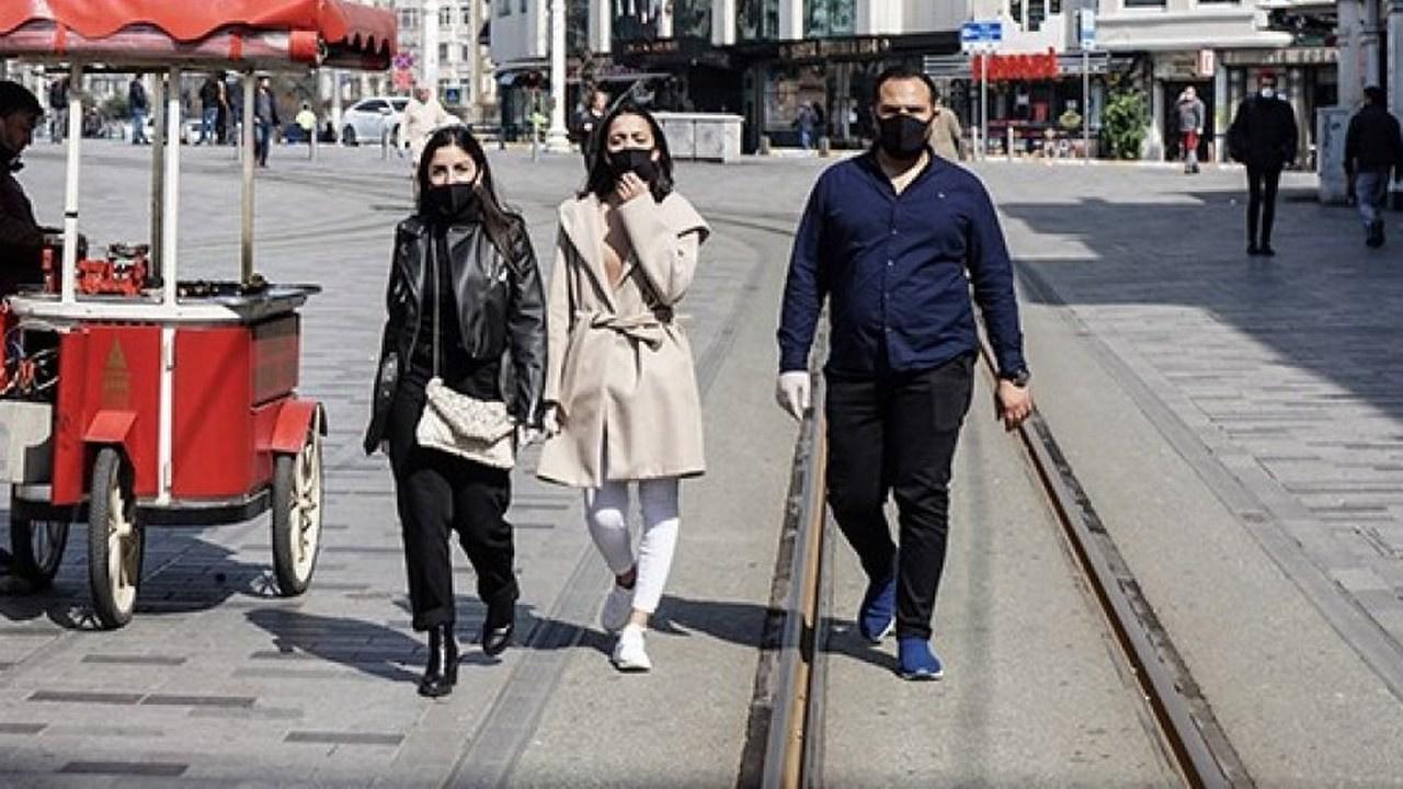 Maskesiz sokağa çıkmanın yasaklandığı il sayısı 26 oldu