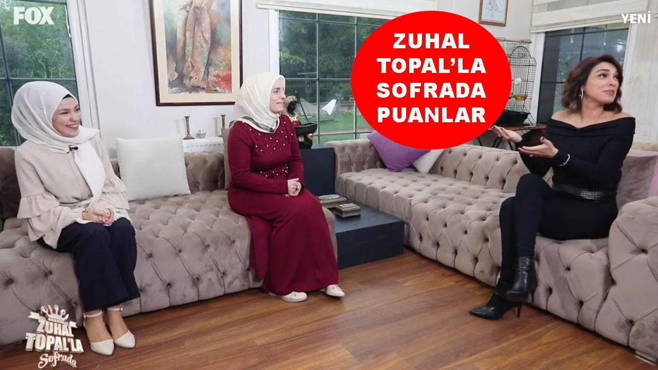 Zuhal Topal'la Sofrada 18 Mayıs Puan Durumu
