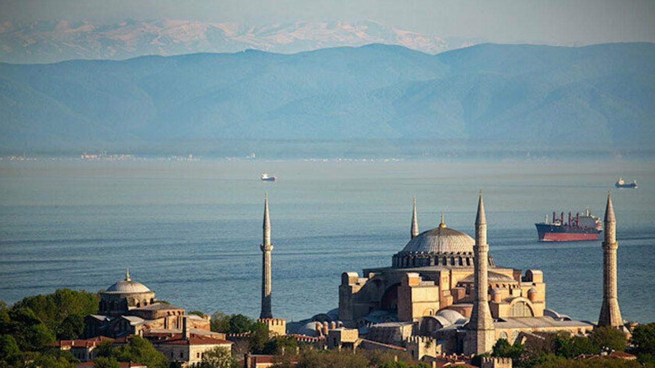 İstanbul'dan Uludağ manzarası efsane değilmiş