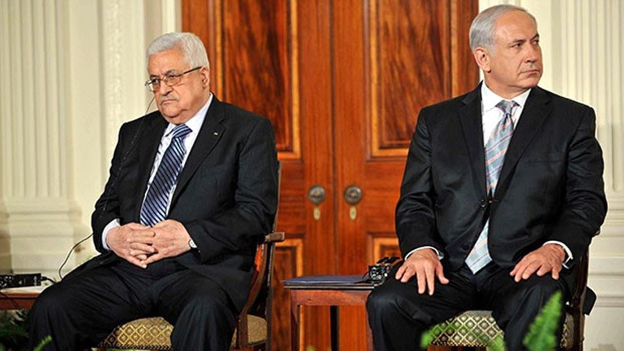 Filistin ABD ve İsrail ile anlaşmalardan çekildi