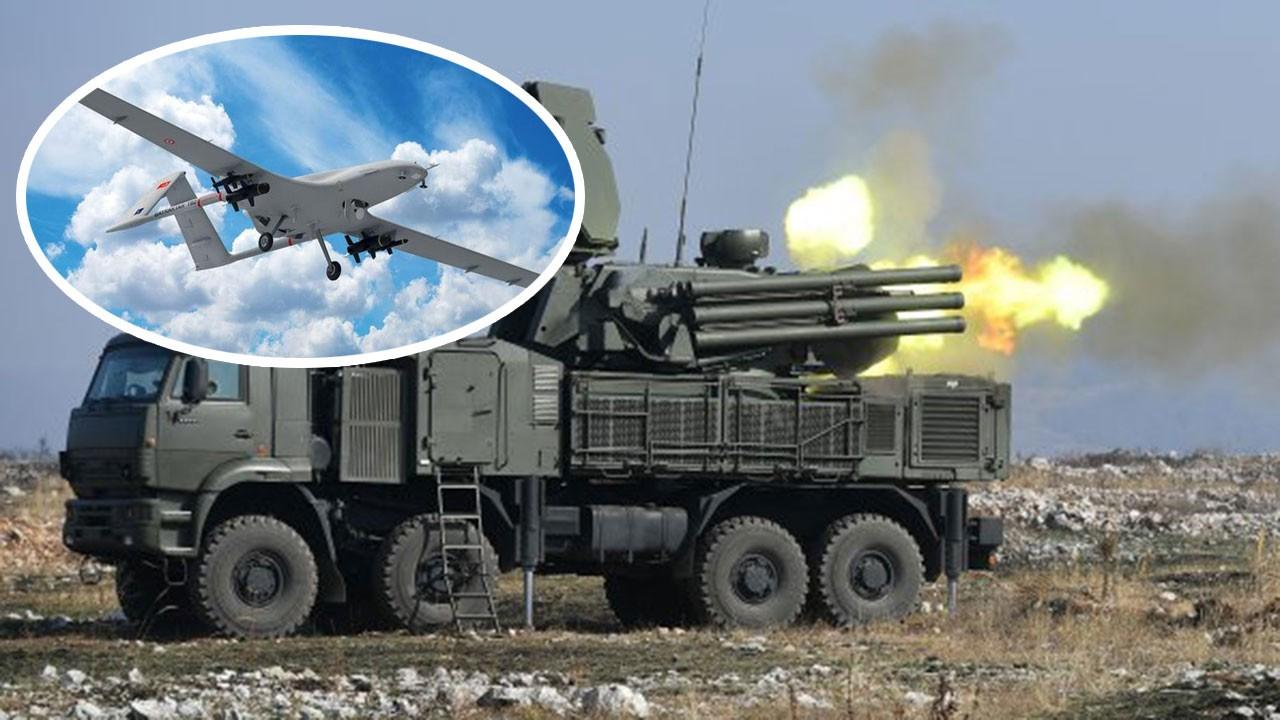 Rus füzeleri SİHA karşısında etkisiz kaldı