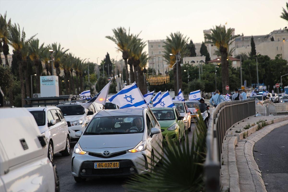 Yahudiler Kudüs'te 'işgal'i kutladı - Sayfa 2