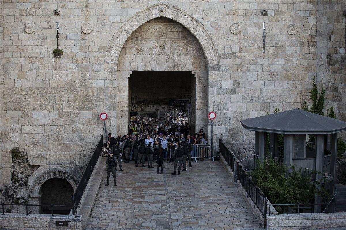 Yahudiler Kudüs'te 'işgal'i kutladı - Sayfa 3