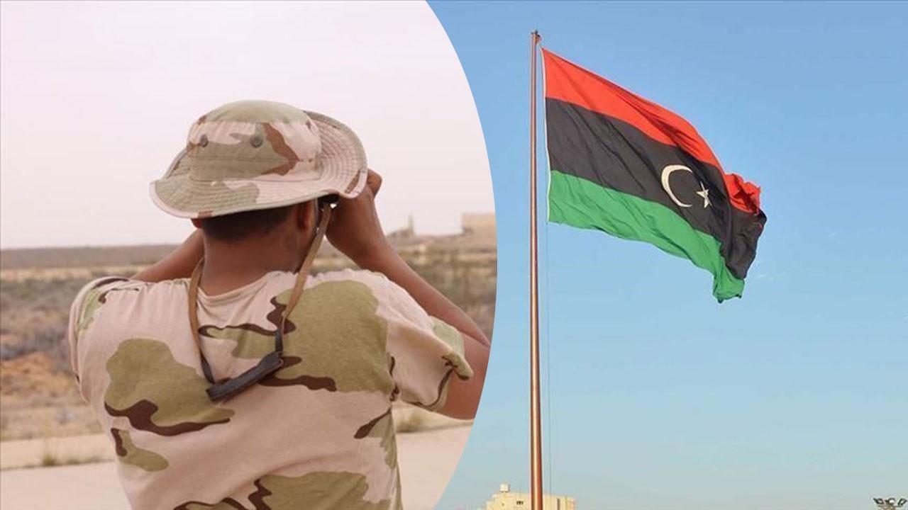 Libya ordusuna patlayıcı düzenek ile saldırı