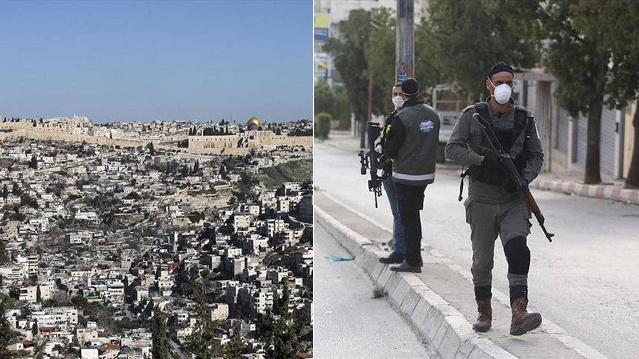 Filistin güvenlik güçleri B Bölgesi'nden çekildi