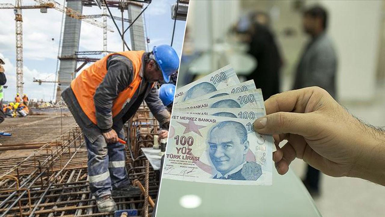 Hükümetten işçilere 100 TL seyyanen zam önerisi