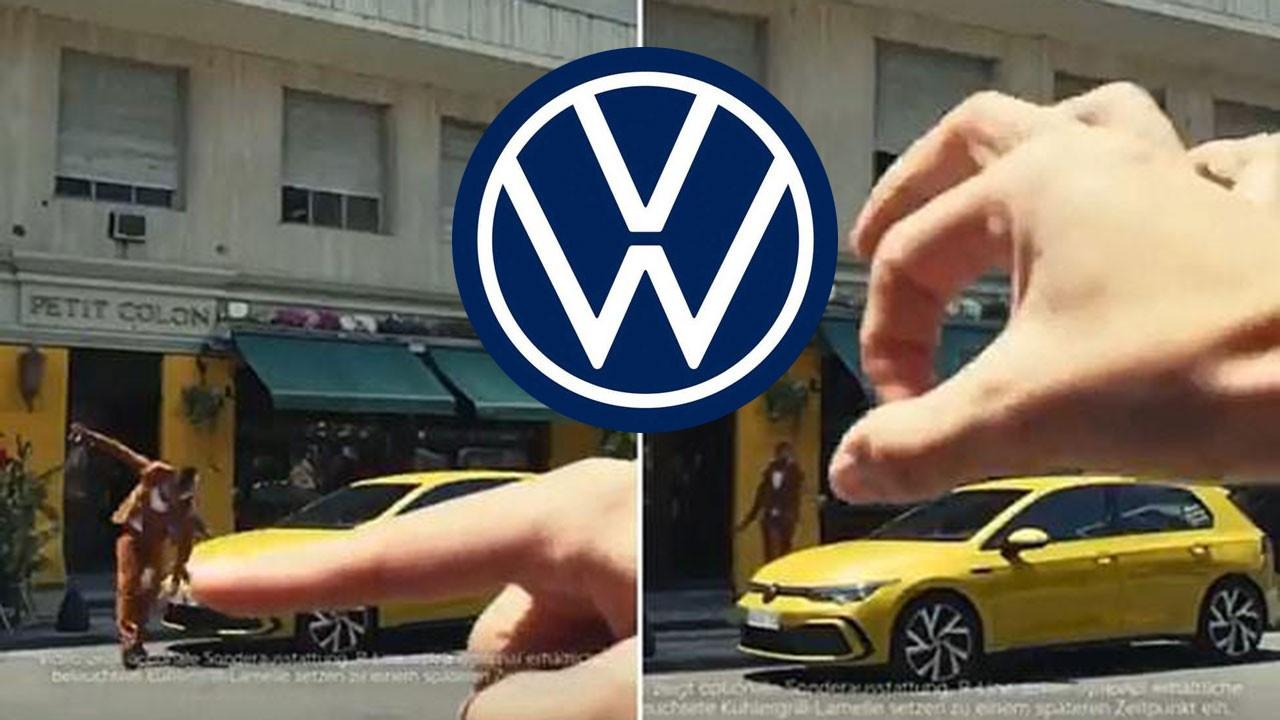 Volkswagen ırkçı reklamı için özür diledi