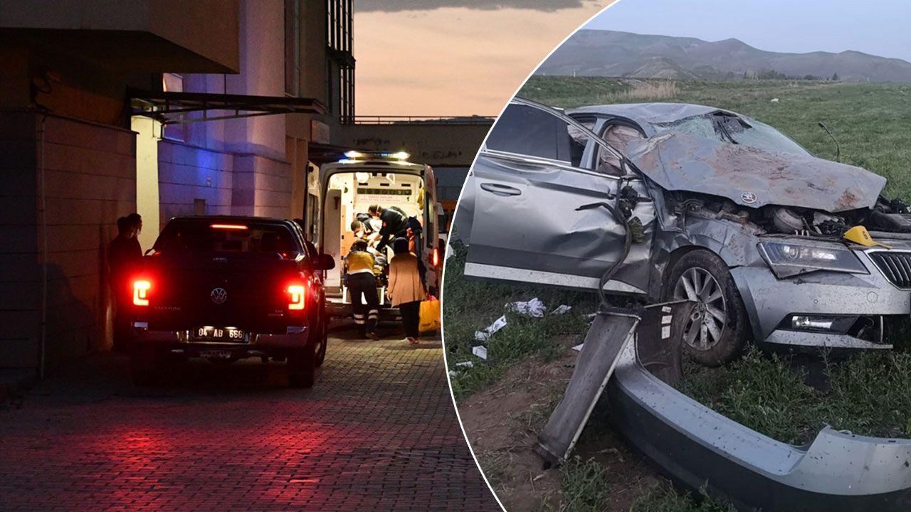 AK Partili meclis üyesi trafik kazasında öldü - Sayfa 1
