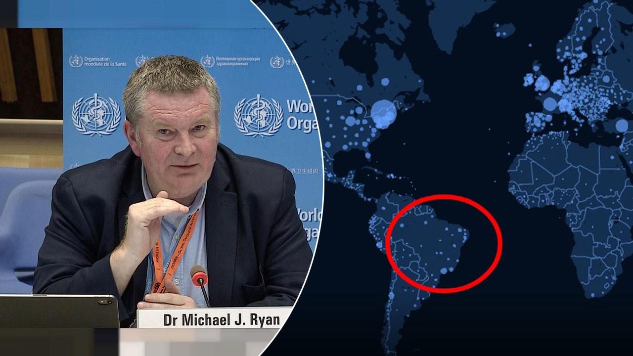Koronavirüsün ana merkezi artık Brezilya