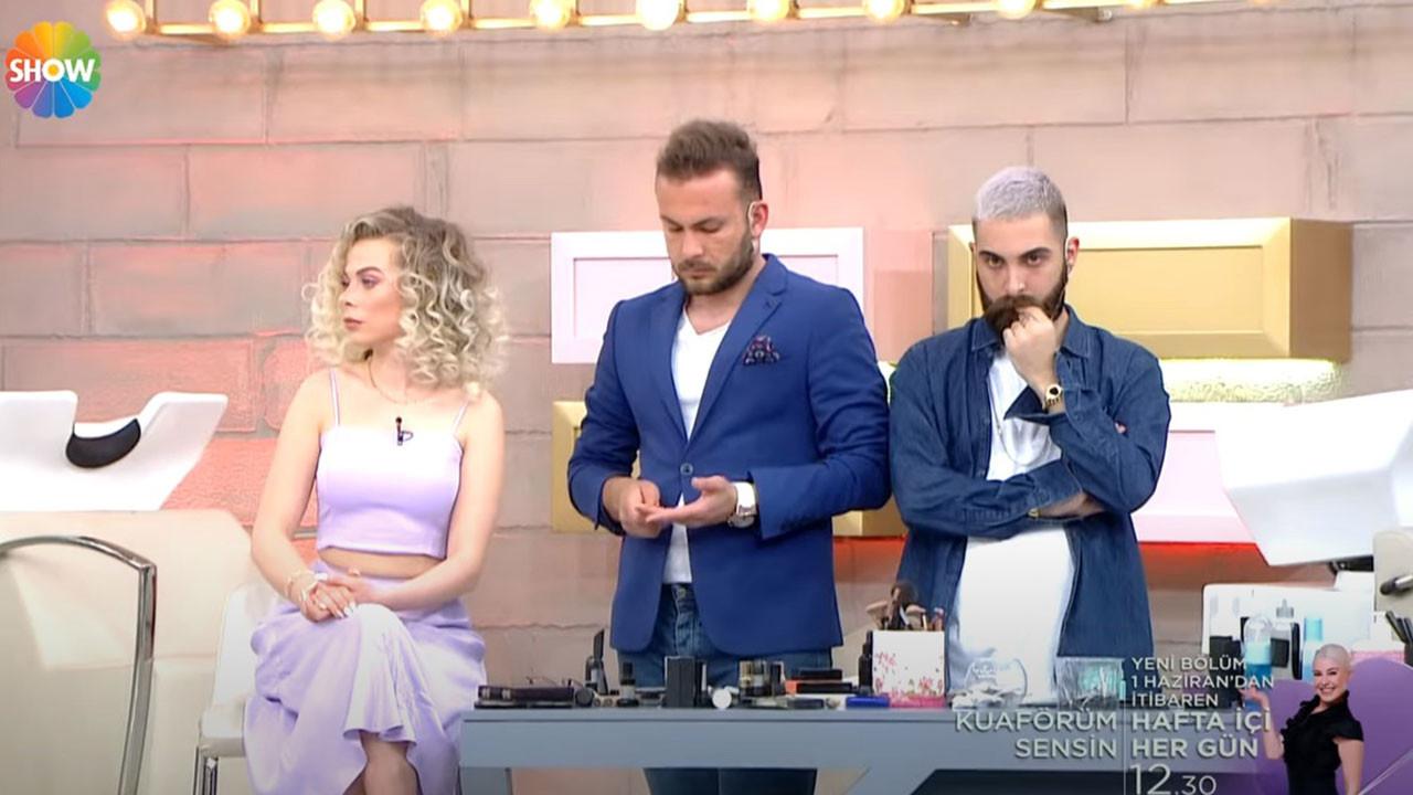 Yarışmaya Mustafa ve Tuna ikilisi de geri dönüyor