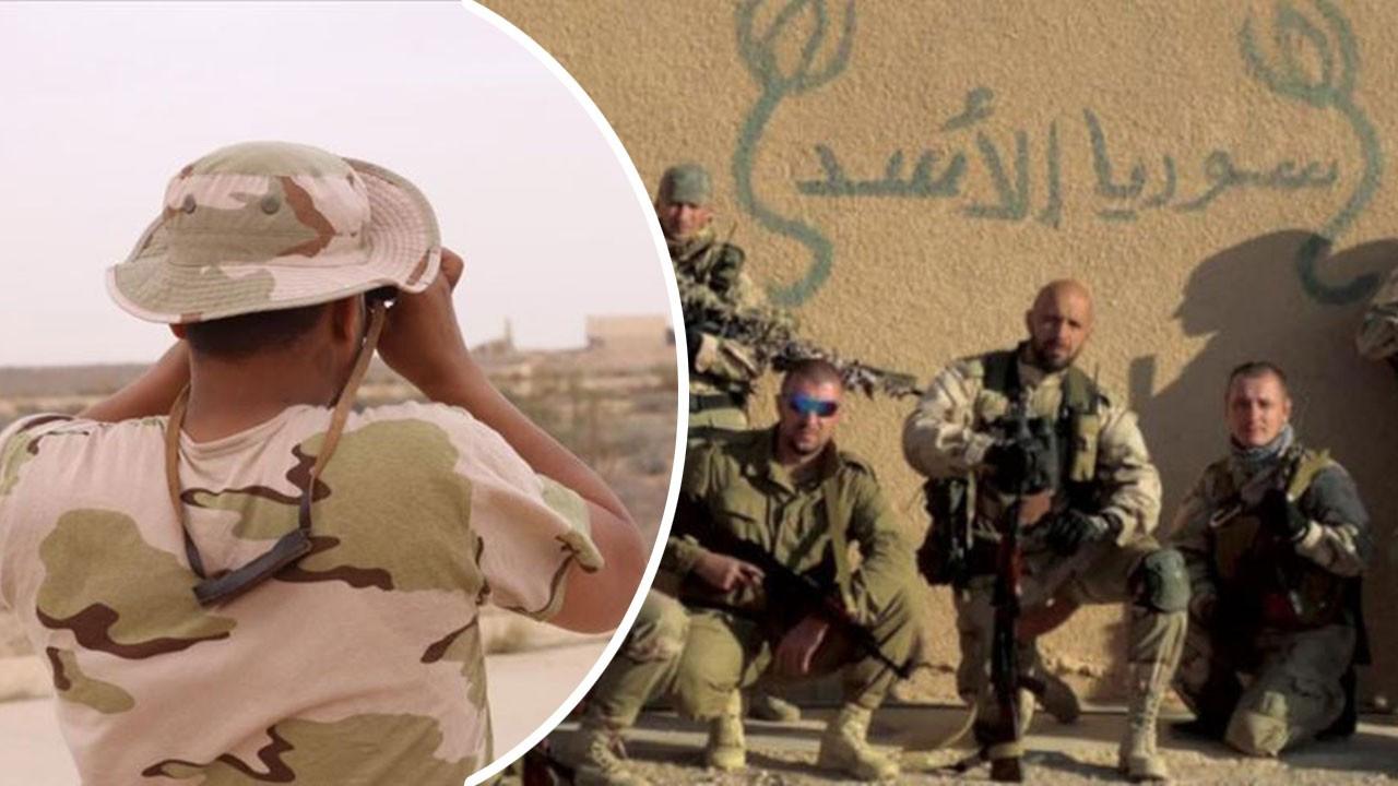 Libya'daki paralı Rus askerleri uçaklarla ayrıldı