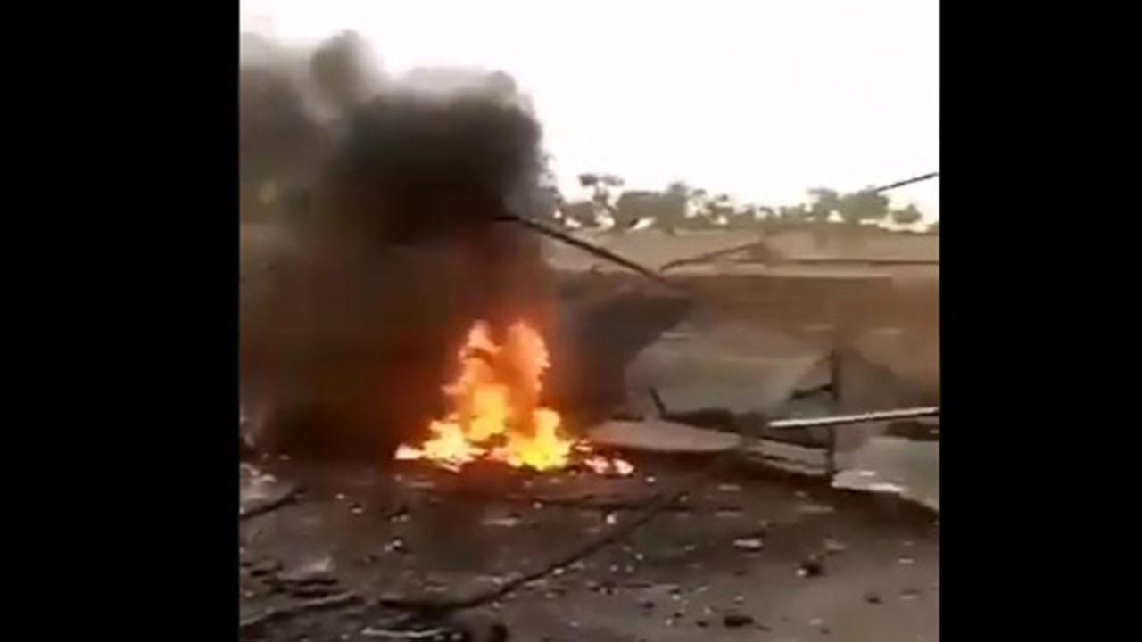 Afrin'de bayram günü bombalı saldırı