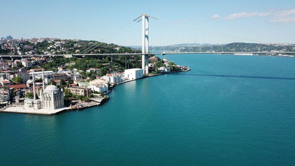 İstanbul Boğazı renk değiştirdi - Sayfa 1