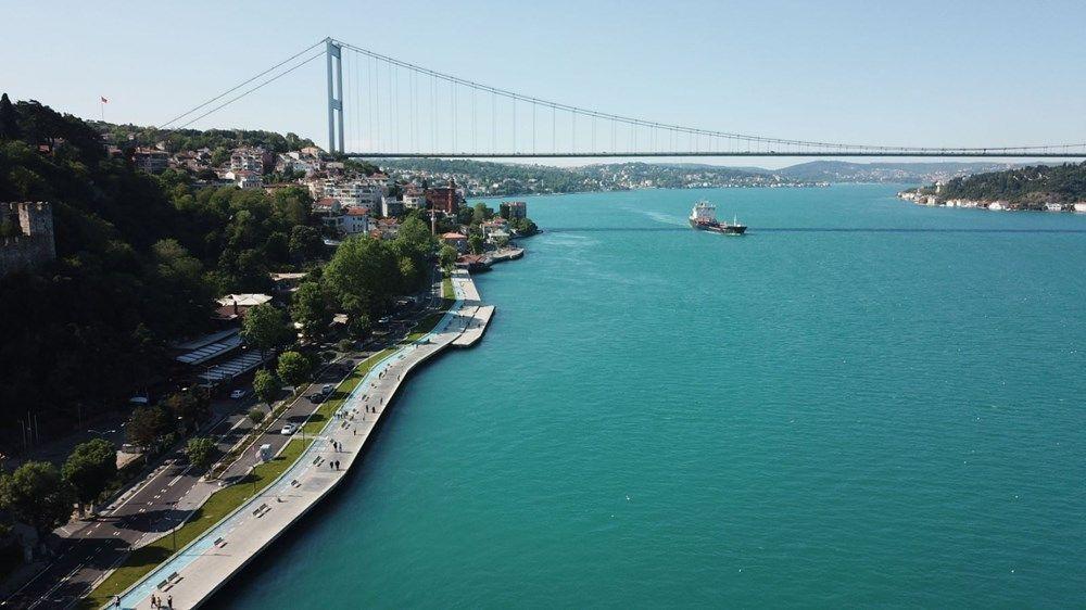 İstanbul Boğazı renk değiştirdi - Sayfa 2