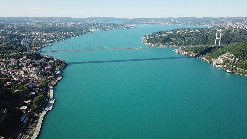 İstanbul Boğazı renk değiştirdi - Sayfa 4