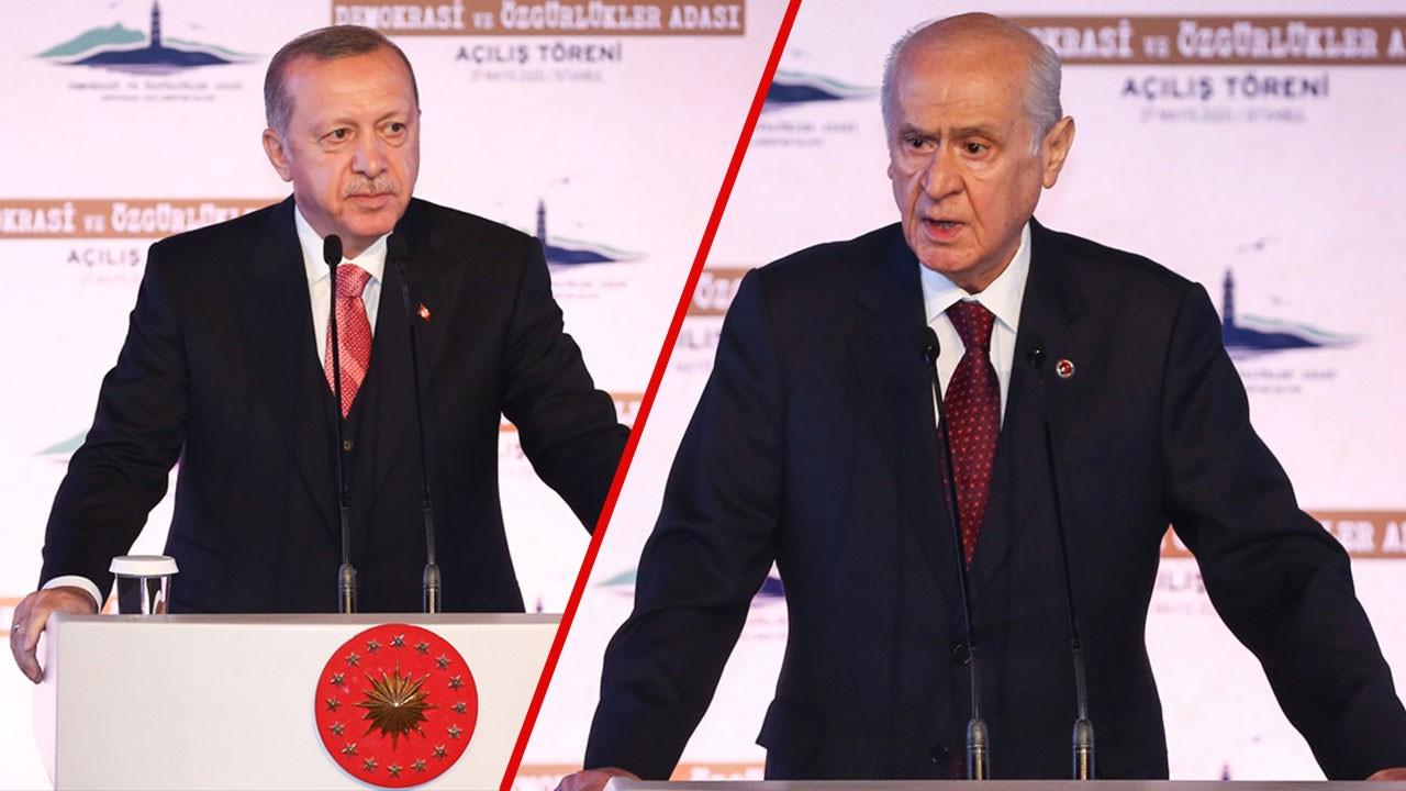 AK Parti ve MHP seçim barajı konusunda anlaştı