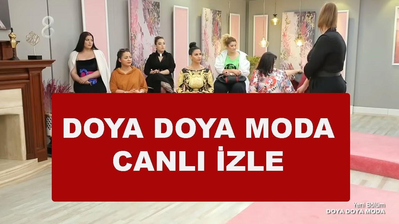 Doya Doya Moda 1 Haziran Pazartesi full izle