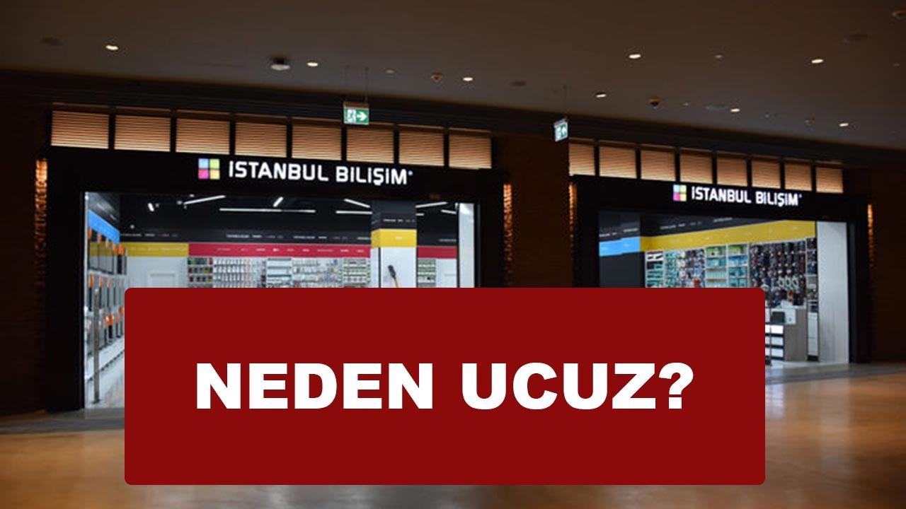 İstanbul Bilişim Neden Ucuz? Şikayetler, yorumlar