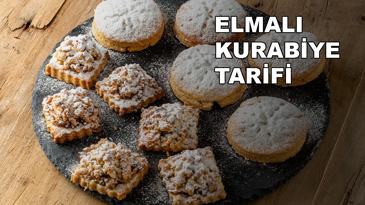 Elmalı Kurabiye Tarifi - VİDEOLU