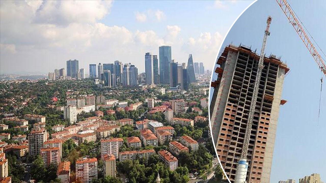 İstanbul'un bu ilçelerinde evi olanlar yaşadı!