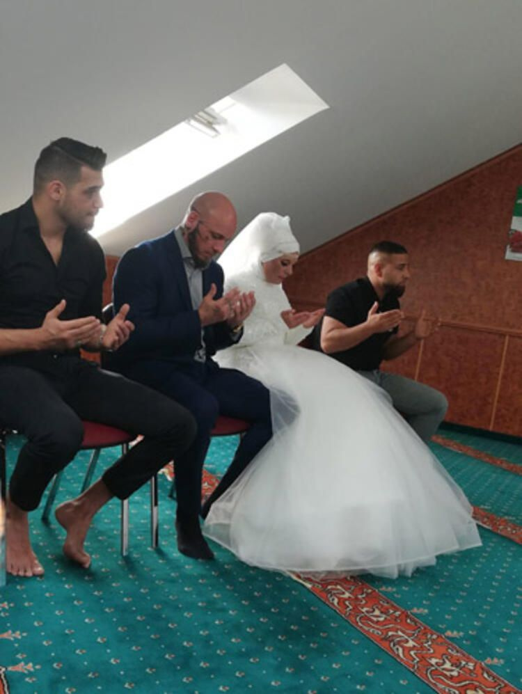 Önce kendisi sonra nişanlısı müslüman oldu - Sayfa 3
