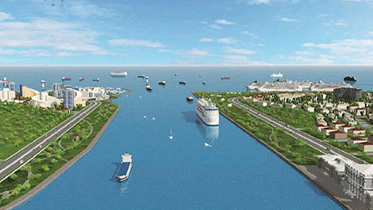 Kanal İstanbul'un yeni İmar Planı askıya çıktı