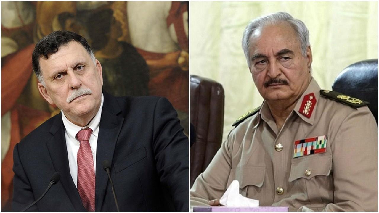 Libya hükümeti Hafter'in talebini kabul etti