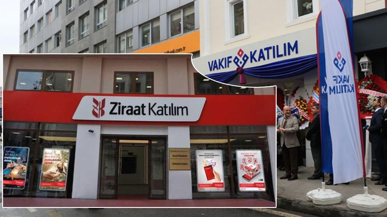 Devlete ait katılım bankaları birleşiyor