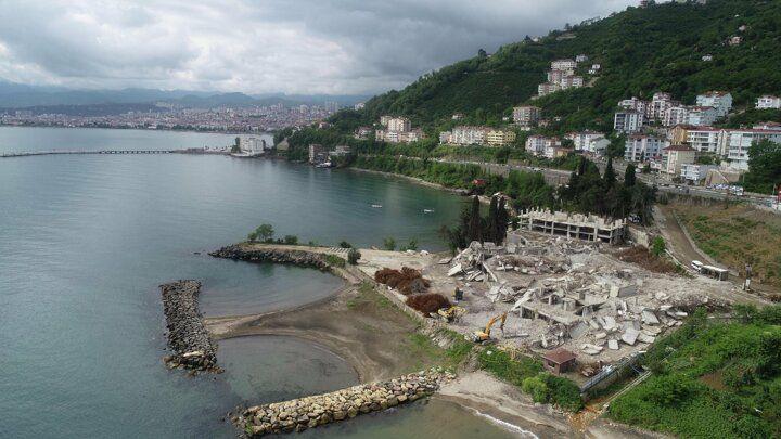 Erdoğan'ın 'Hala yıkılmadı mı?' diye sorduğu rezidanslar moloza dönüştü - Sayfa 3