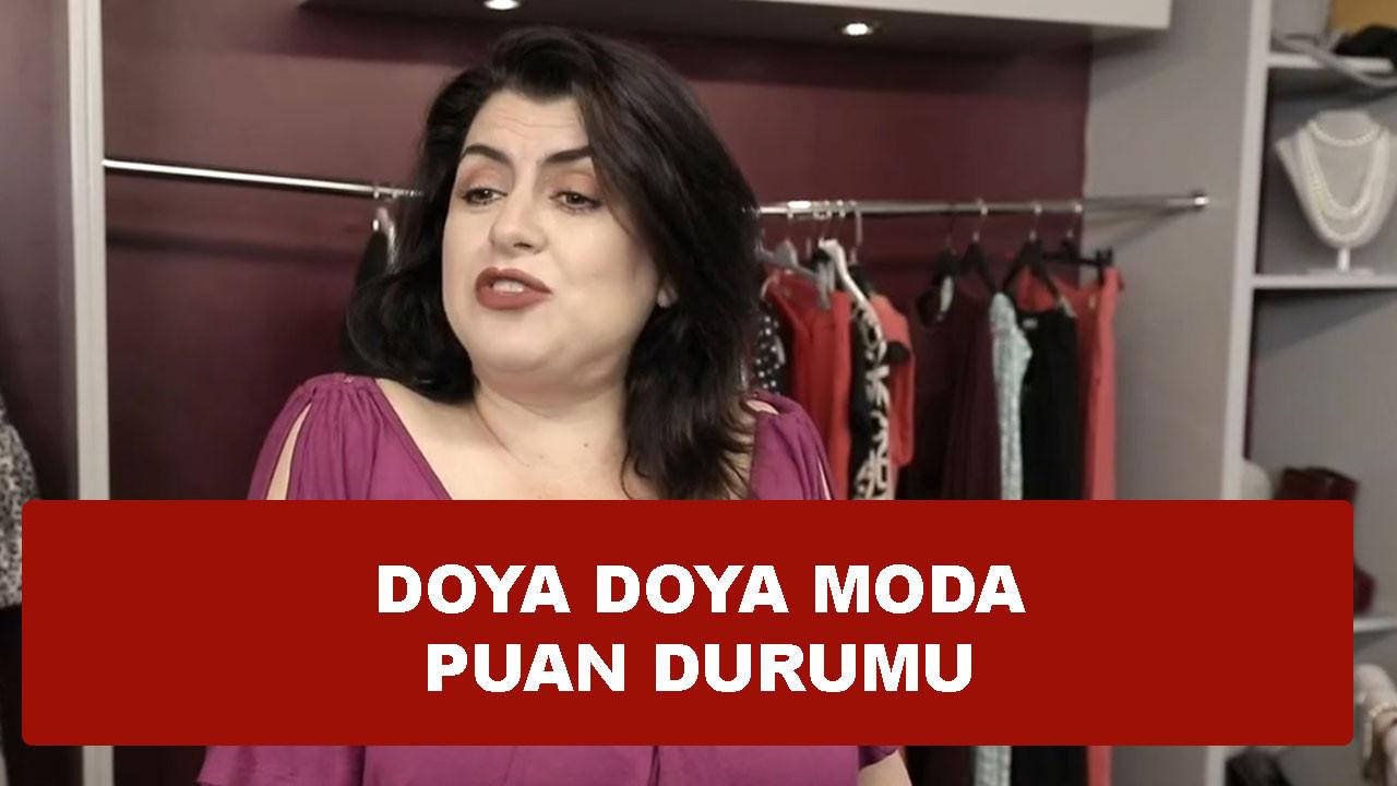 Doya Doya Moda 3 Haziran Puan Durumu