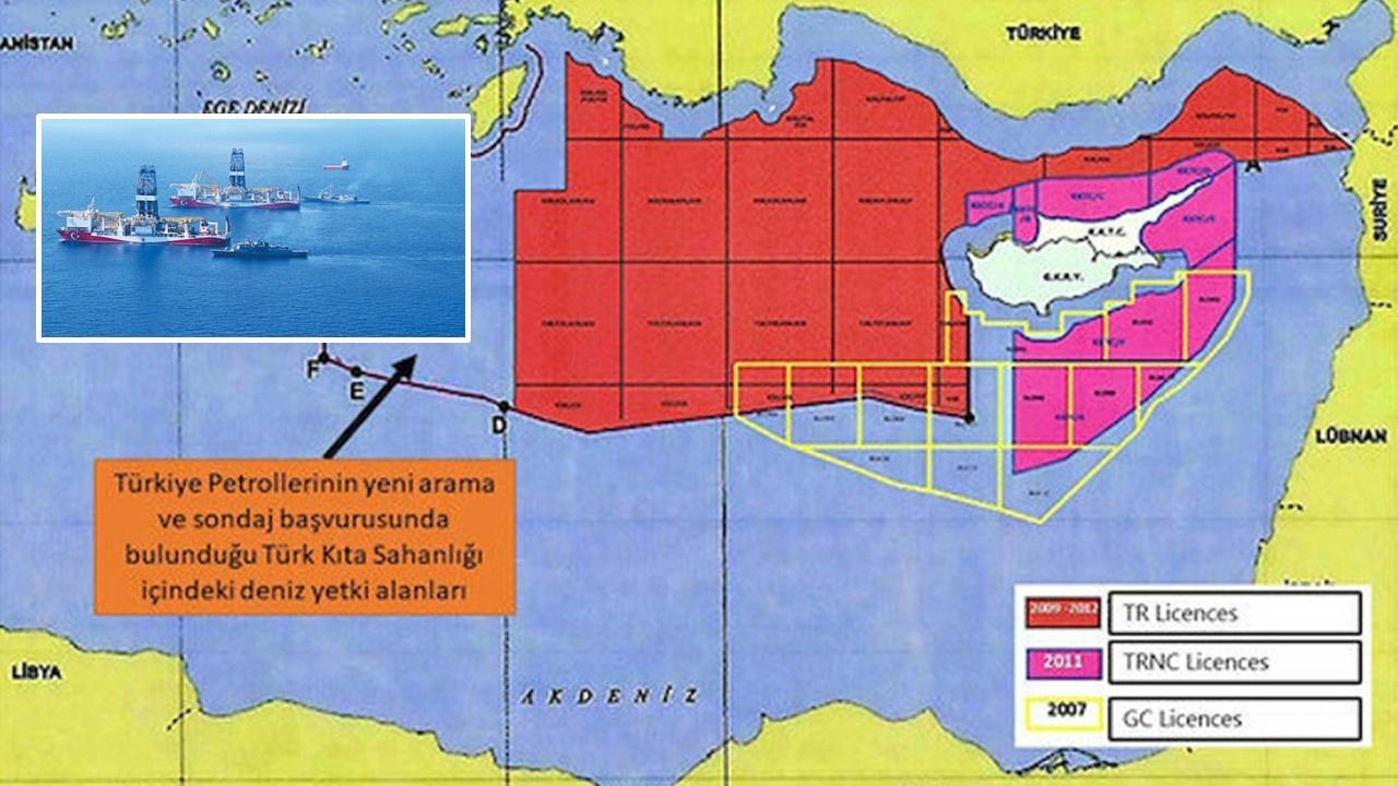 Doğu Akdeniz'de yeni ittifak sinyali