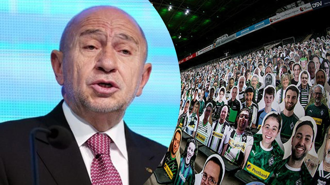 TFF'den seyircili futbol maçları sinyali