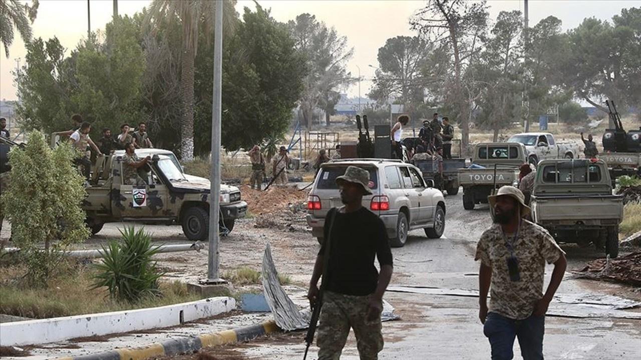 Libya ordusunun yeni hedefi Terhune vilayeti