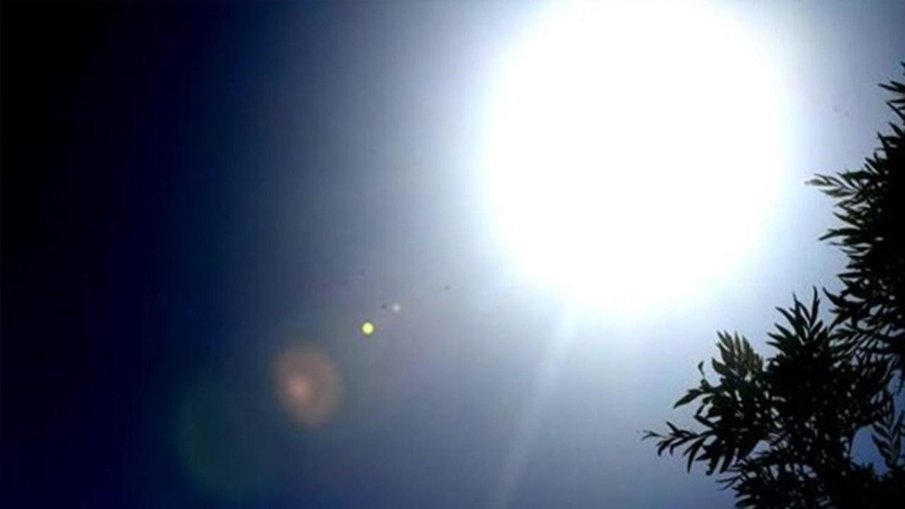 50 derecelik sıcak günlerin sayısı artıyor