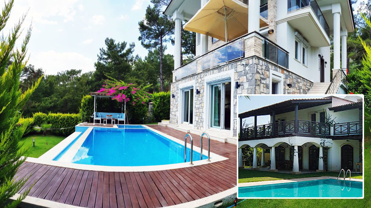 Villada Tatil Antalya, Kaş, Kalkan