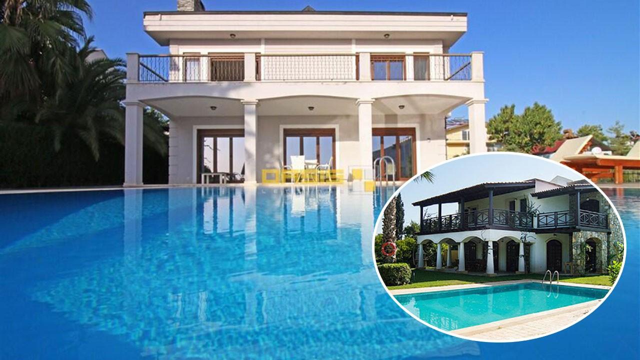 Antalya Kaş, Kalkan kiralık villa fiyatları