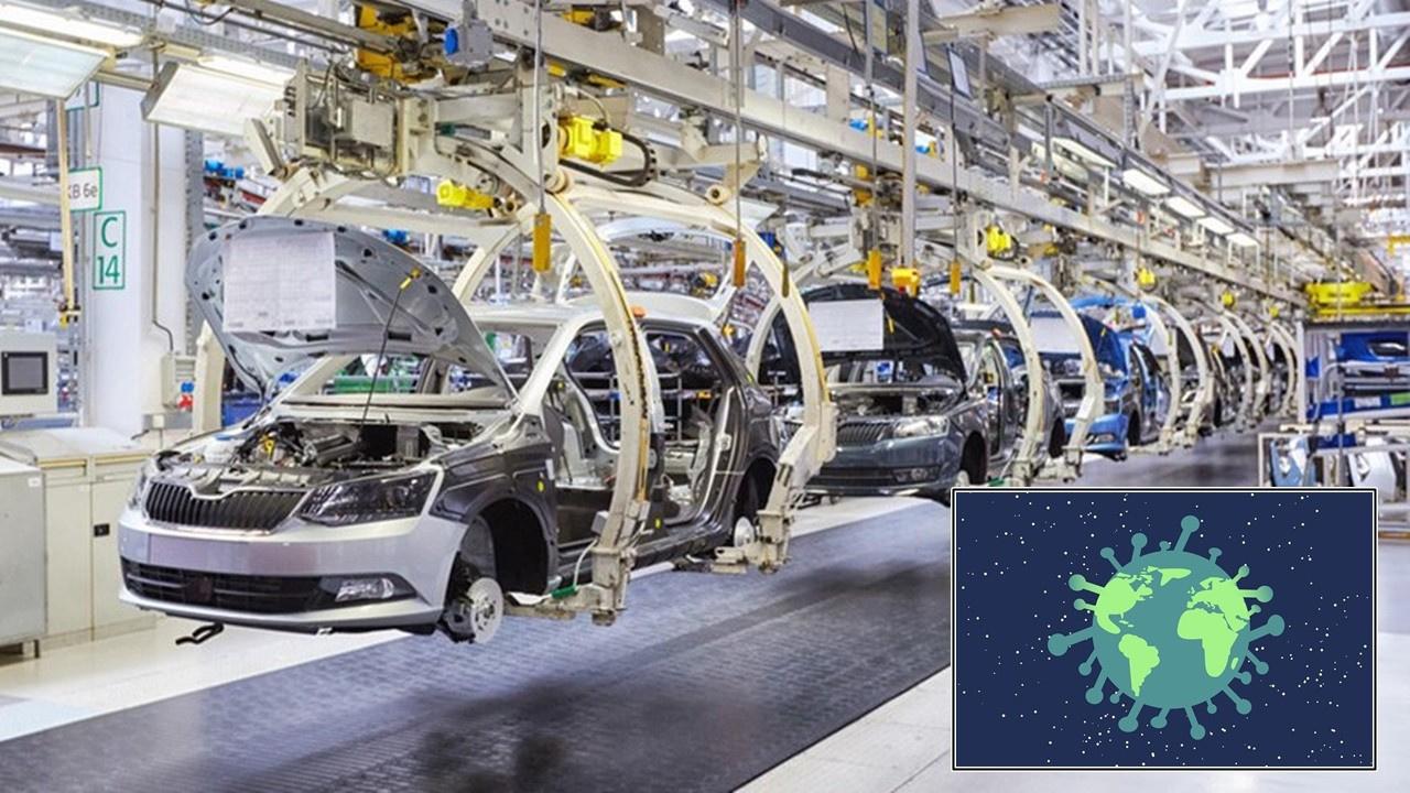 Otomotiv sanayi salgına rağmen liderliği bırakmadı