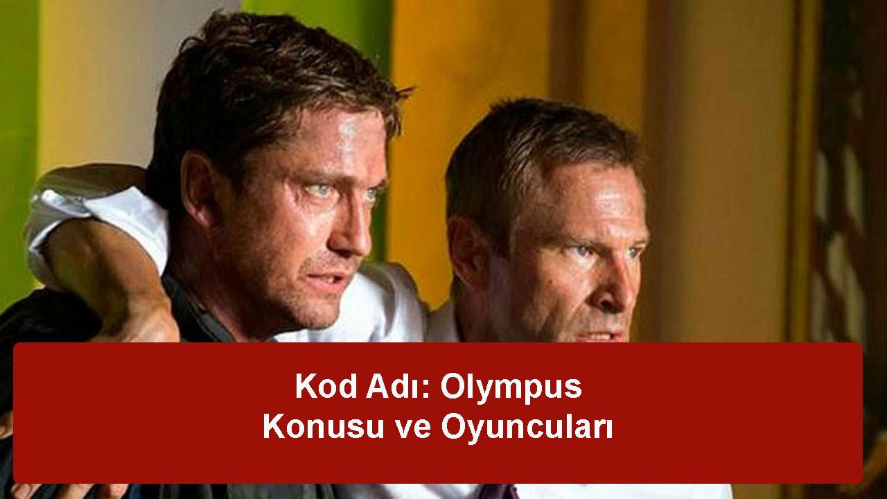 Kod Adı: Olympus Oyuncuları, Konusu