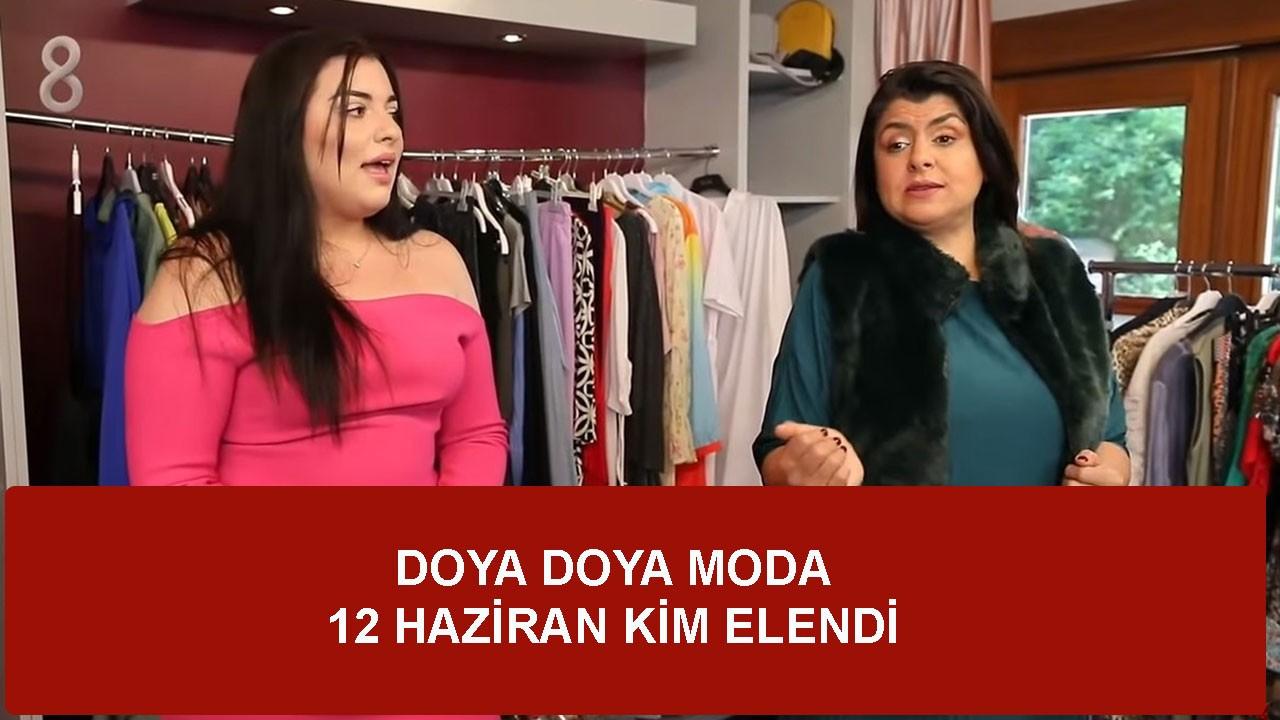 Doya Doya Moda'da bugün kim elendi?