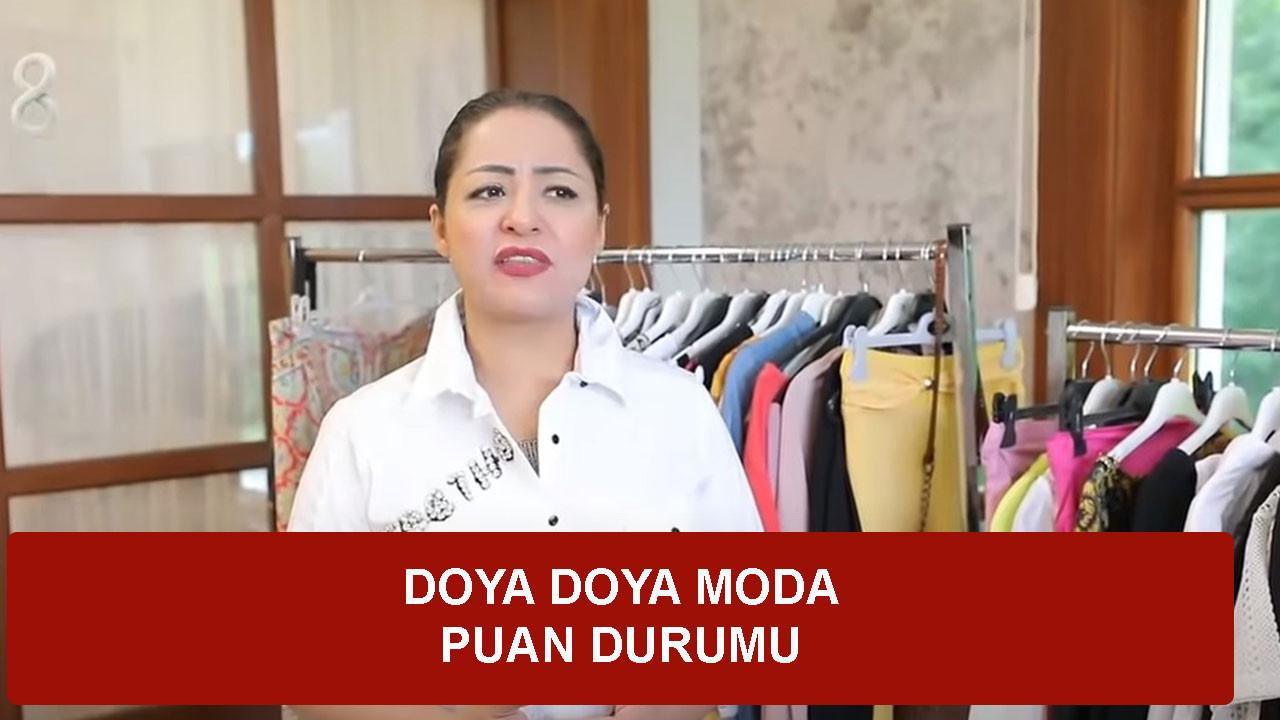 Doya Doya Moda kolyeyi kim kazandı